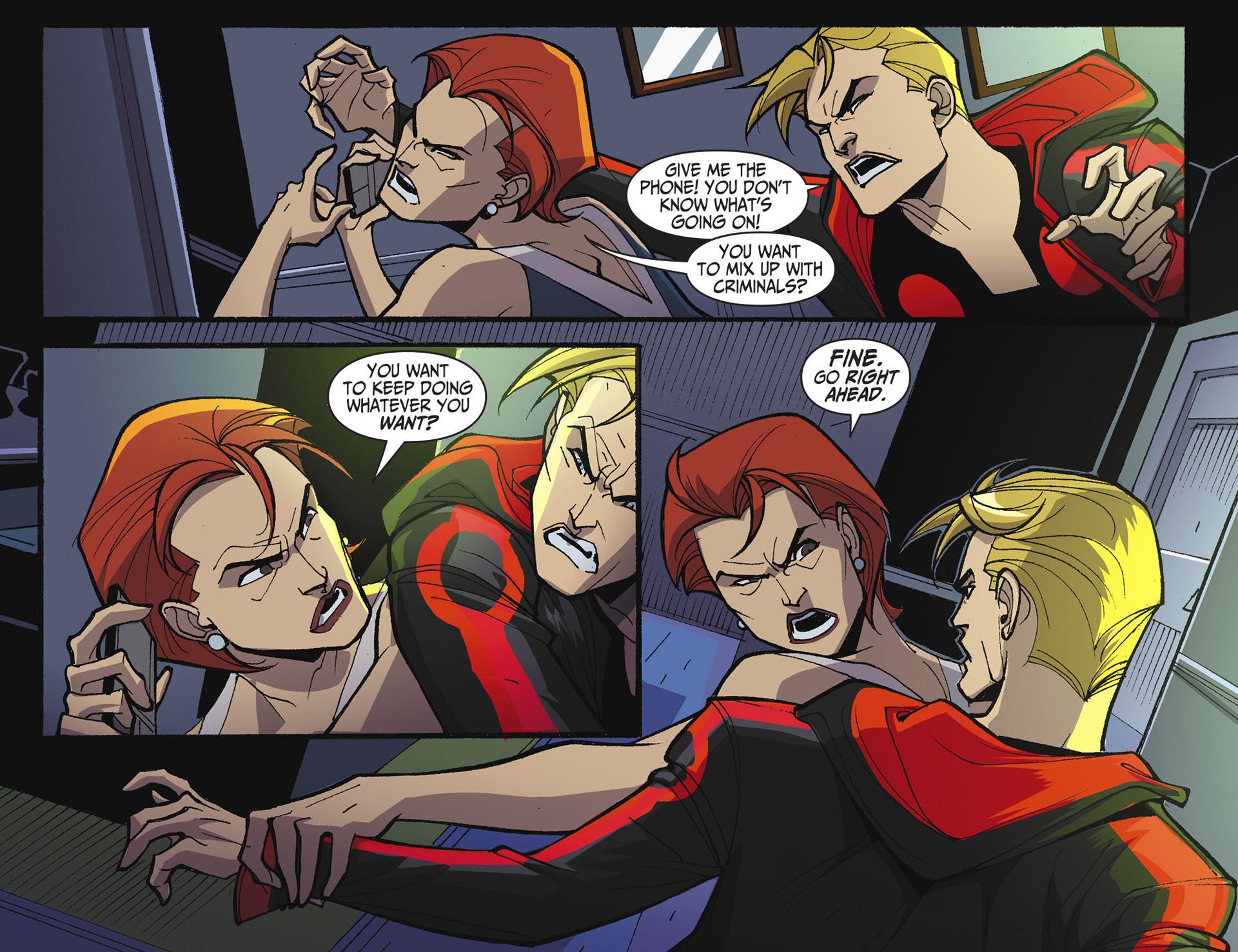 Batman Beyond 2.0 #17 #24 - English 16