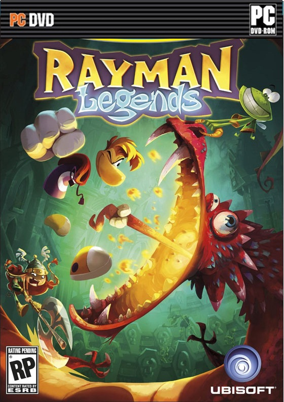 Rayman Legends PC Full Español