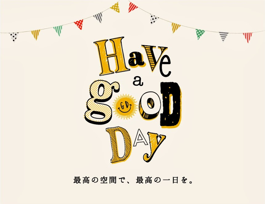 """Have a good day"" BLOG"