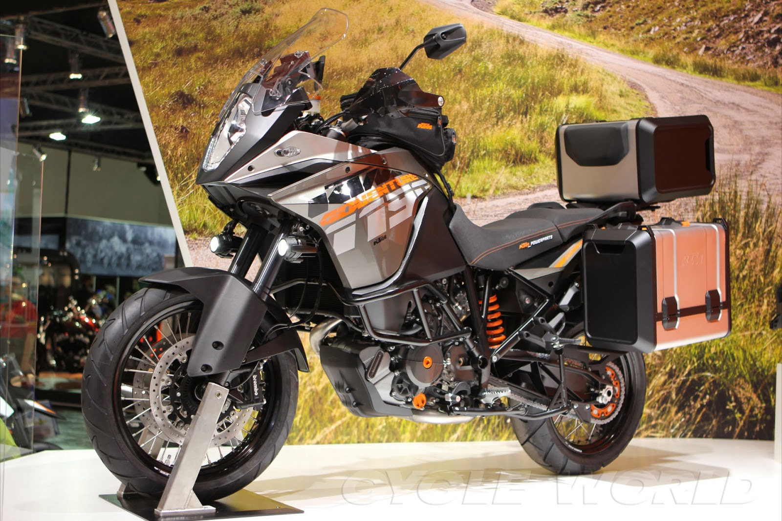 ktm 1190 adventure r 2013 picture of motor. Black Bedroom Furniture Sets. Home Design Ideas