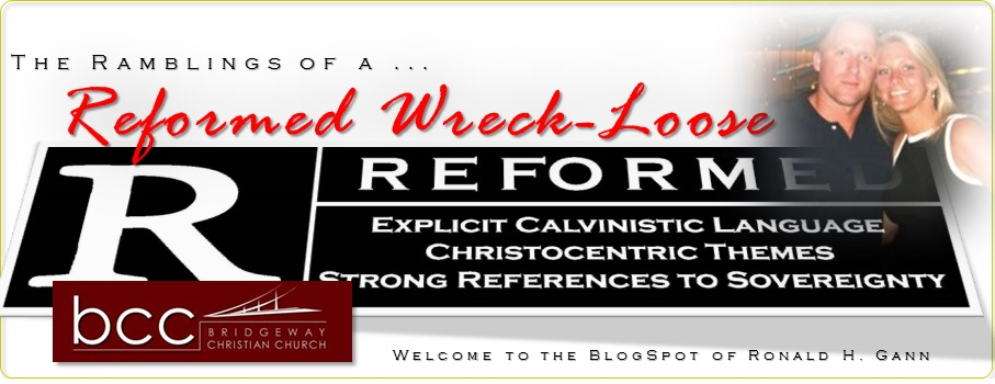 The Ramblings of a Reformed Wreck-Loose