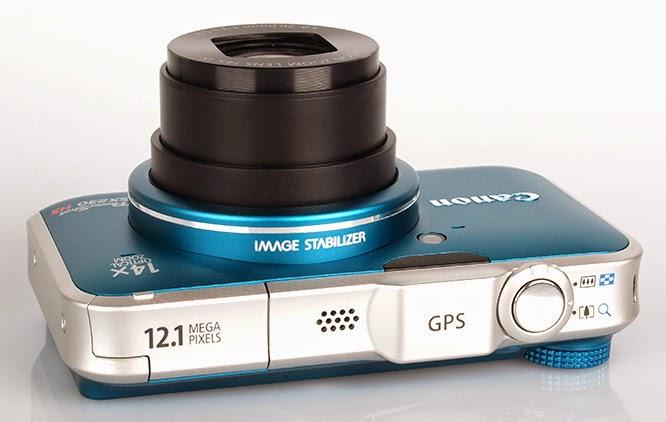 Gambar Canon Powershot SX230 HS Kamera Pocket Terbaru 2014