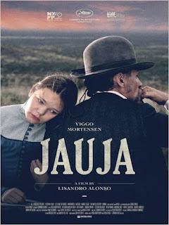 """Poster do filme """"Jauja"""""""