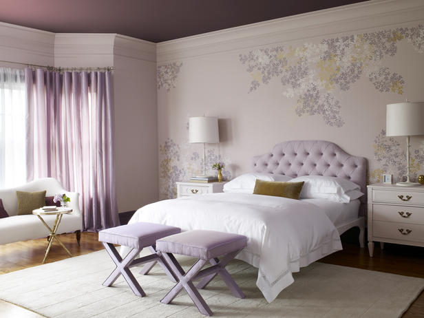 Girl s bedrooms beyond pink frog hill designs blog for Sophisticated feminine bedroom designs