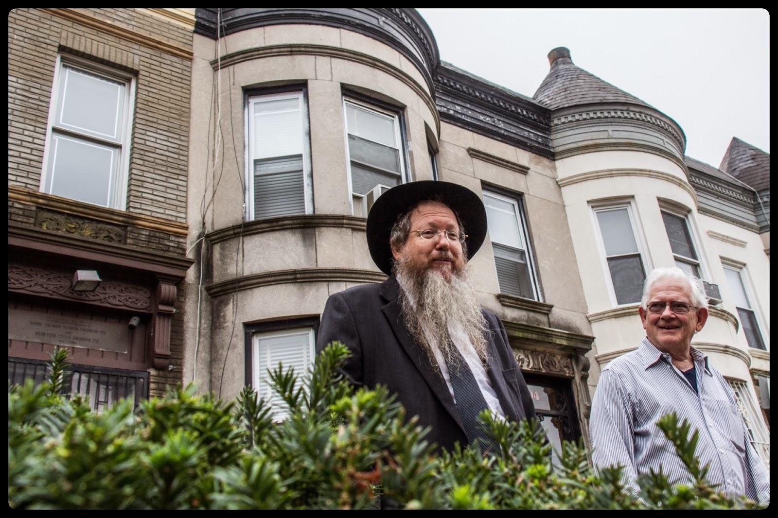 Curiosit s et futilit s new york for Que portent les juifs sur le front