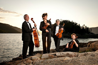 The Alcan Quartet