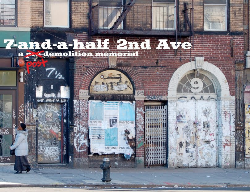 7-and-a-half 2nd Ave