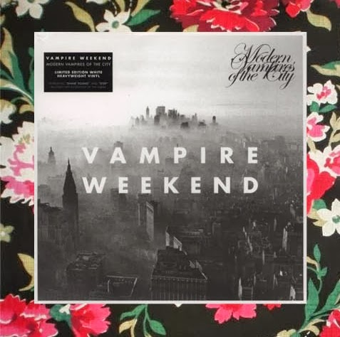 vampire weekend s modern vampires of the city the number one album ofVampire Weekend Modern Vampires Of The City Floral