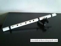 PVC quena flute