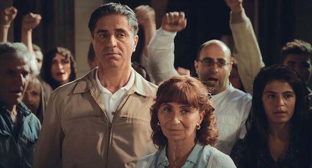 60 SEMINCI. Sección Oficial. Crítica de 'Una historia de locos': No se puede vivir para siempre en la ira