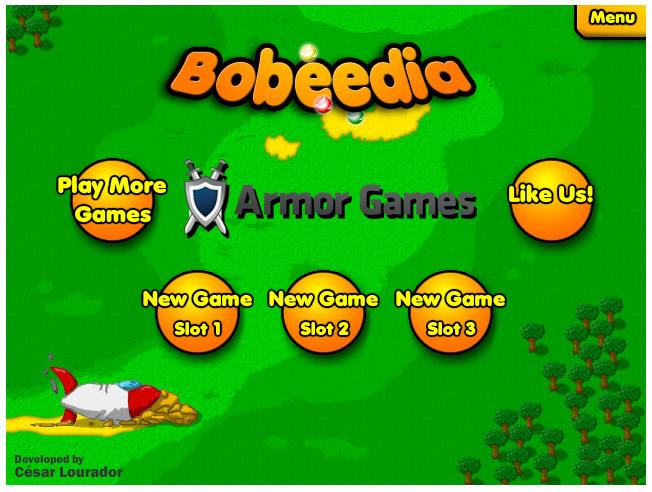 Armor Game : Bobeedia