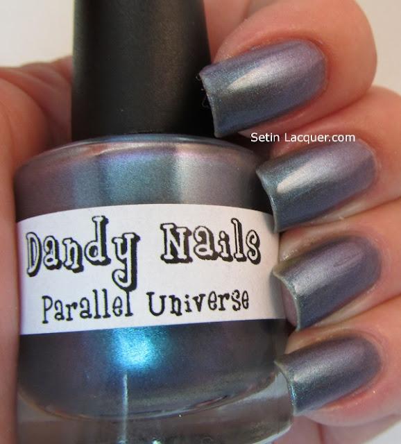 Dandy Nail Parallel Universe