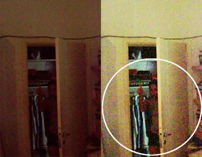 Hantu dalam almari