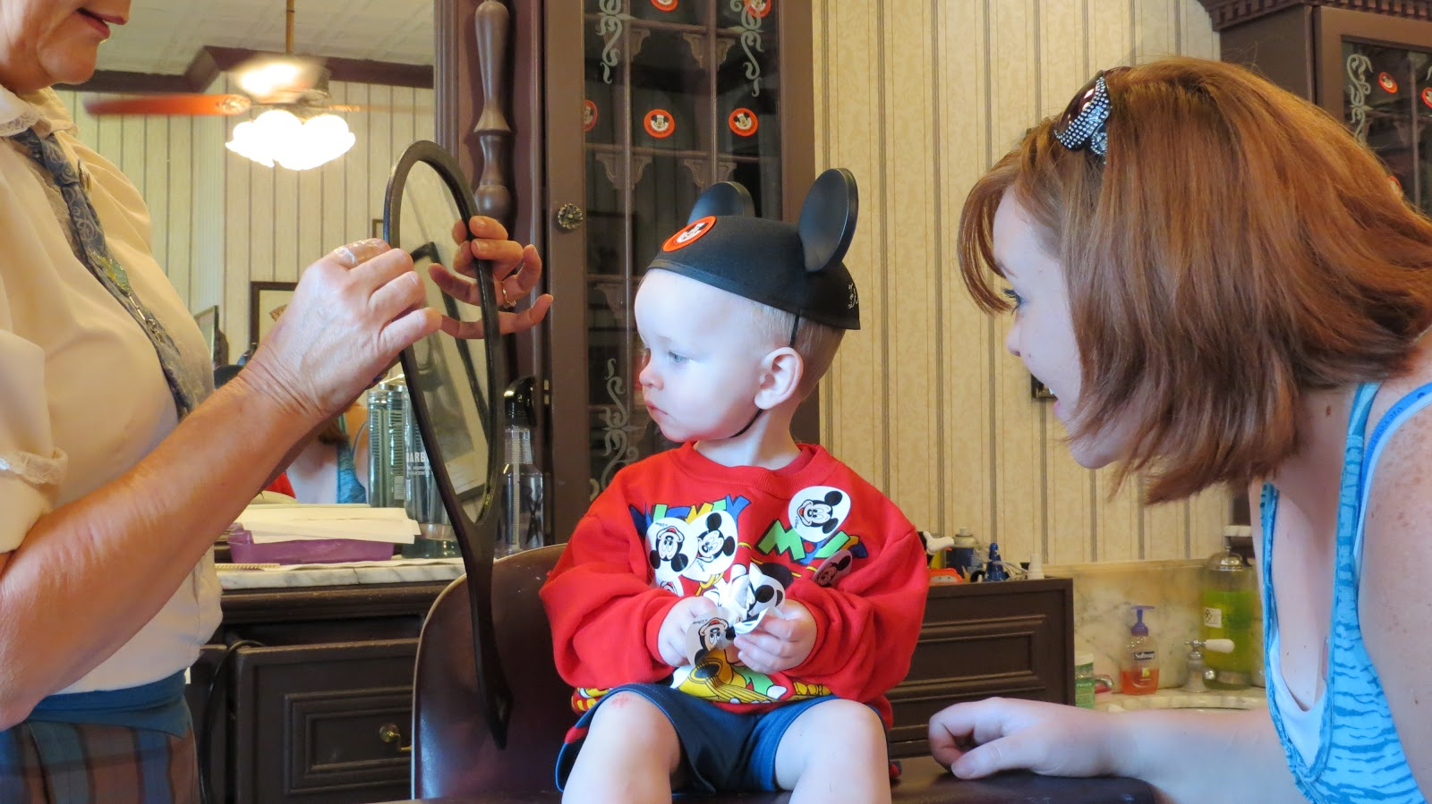Koala T Longarm Quilting Walt Disney World And 1st Haircut