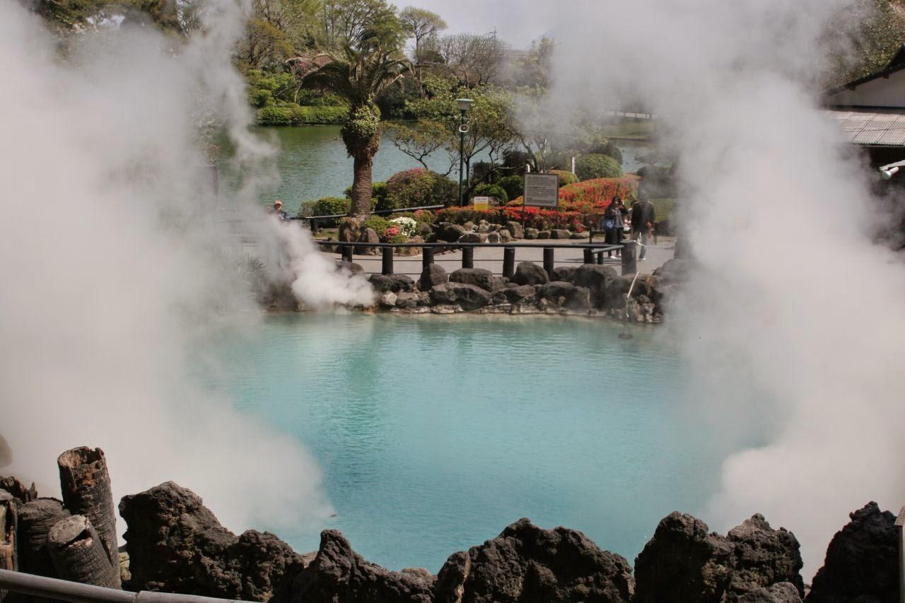The Nine Hells of Beppu, Japan - Unbelievable Info