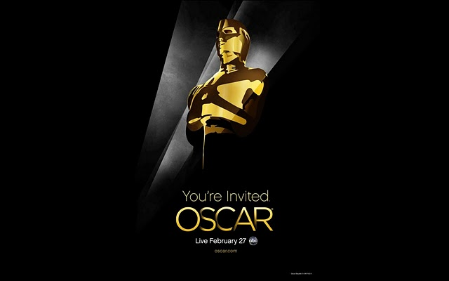 Полная запись церемонии вручения наград американской киноакадемии «Оскар». 27.02.2012