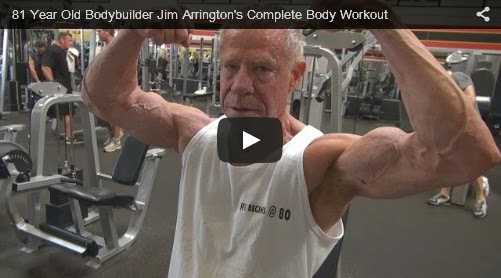 81 Year Old Bodybuilder