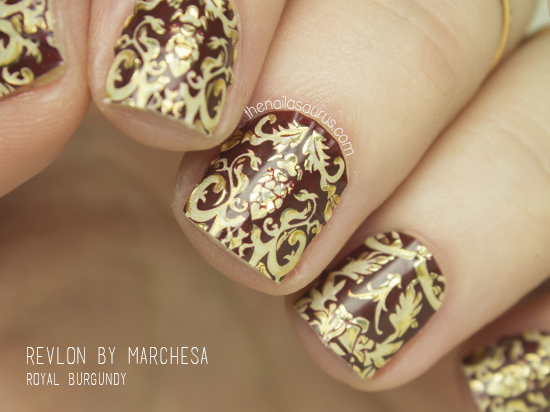 Revlon by Marchesa: Royal Burgundy