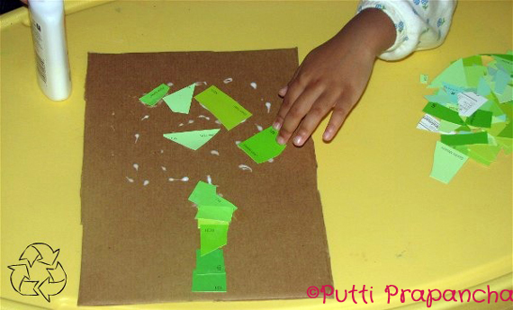 Earth day kids crafts