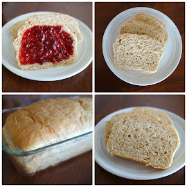 Homemade Bread In A Bag