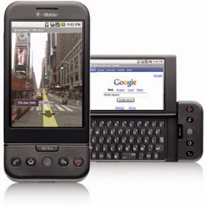Buy HTC T-mobile G1 Touch & QWERTY Mobile at Rs. 2999 only