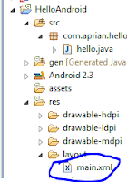 Project Android