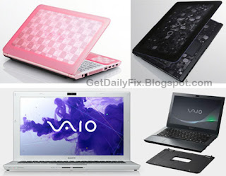 Sony Laptops, Sony VAIO Laptops