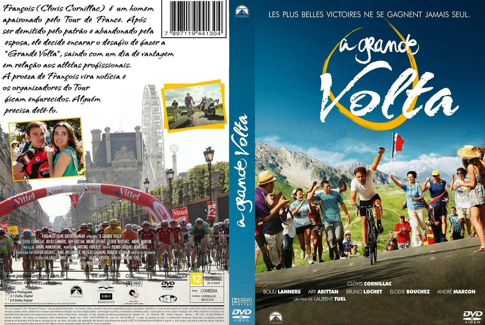 Download A Grande Volta DVDRip XviD Dual Áudio