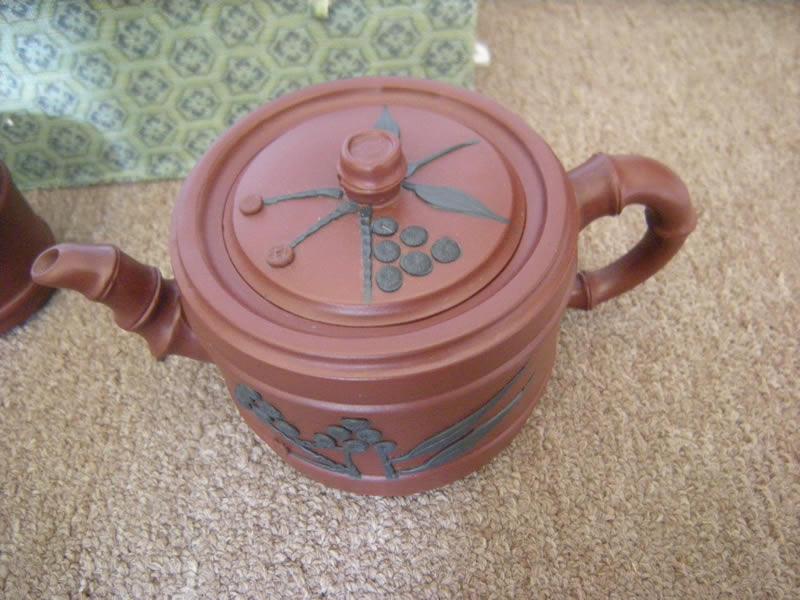 Zhou Giuzhen Yixing Teapot - 周桂珍 宜兴紫砂壶
