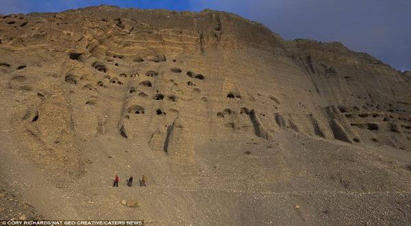 Peradaban Kerajaan Jaman Kuno Terungkap