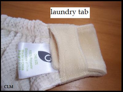 Grovia Laundry Tab