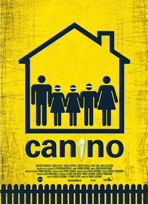 CANINO - Spanish Poster