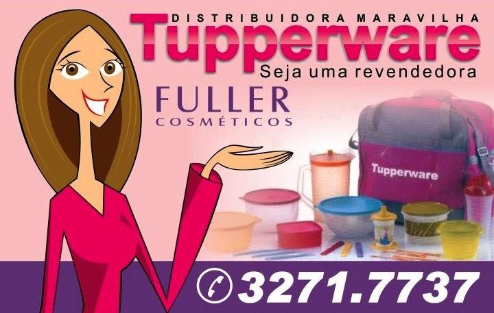Maravilha Distribuição Tupperware