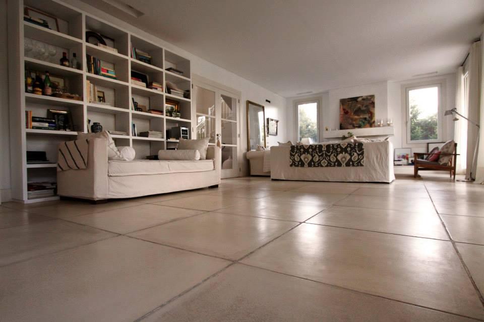 Muebles de cemento los mejores pisos para exteriores for Pisos para exteriores modernos