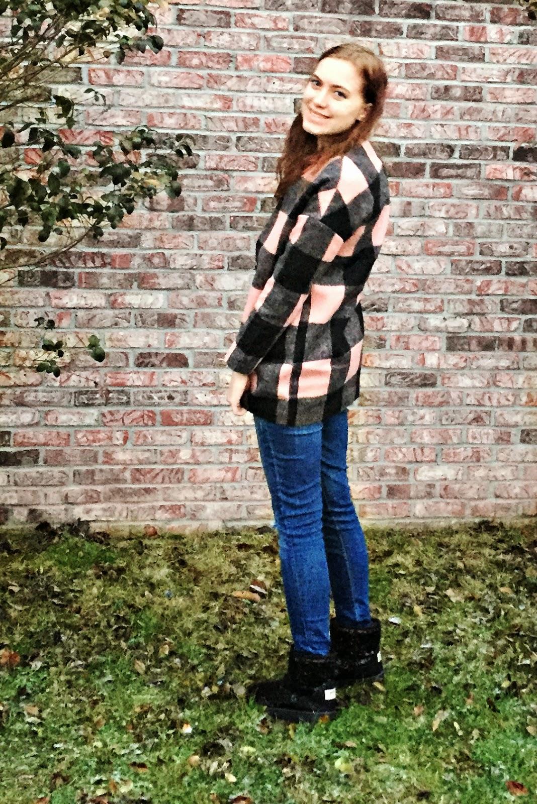 plaid-pink-coat-collar-less