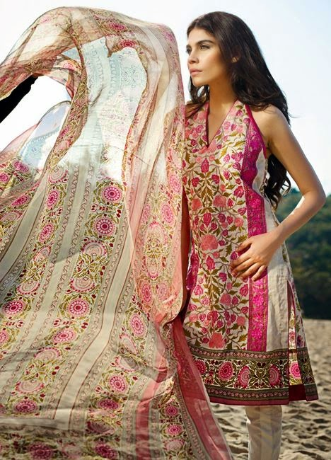 Sana safinaz new collection 2015