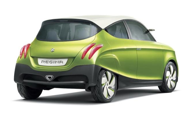 Suzuki Regina or G70 concept