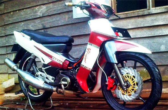 Top modifikasi yamaha f1zr