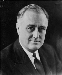 franklin d roosevelt and his war on great depression During the depression president franklin delano roosevelt had the goal of getting people back to work, getting them fed and sheltered and fixing the economy he came up with an idea to have the .
