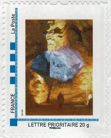 Passion speleo philatelie les timbres francais sauf personnage - Terre et eau witry les reims ...