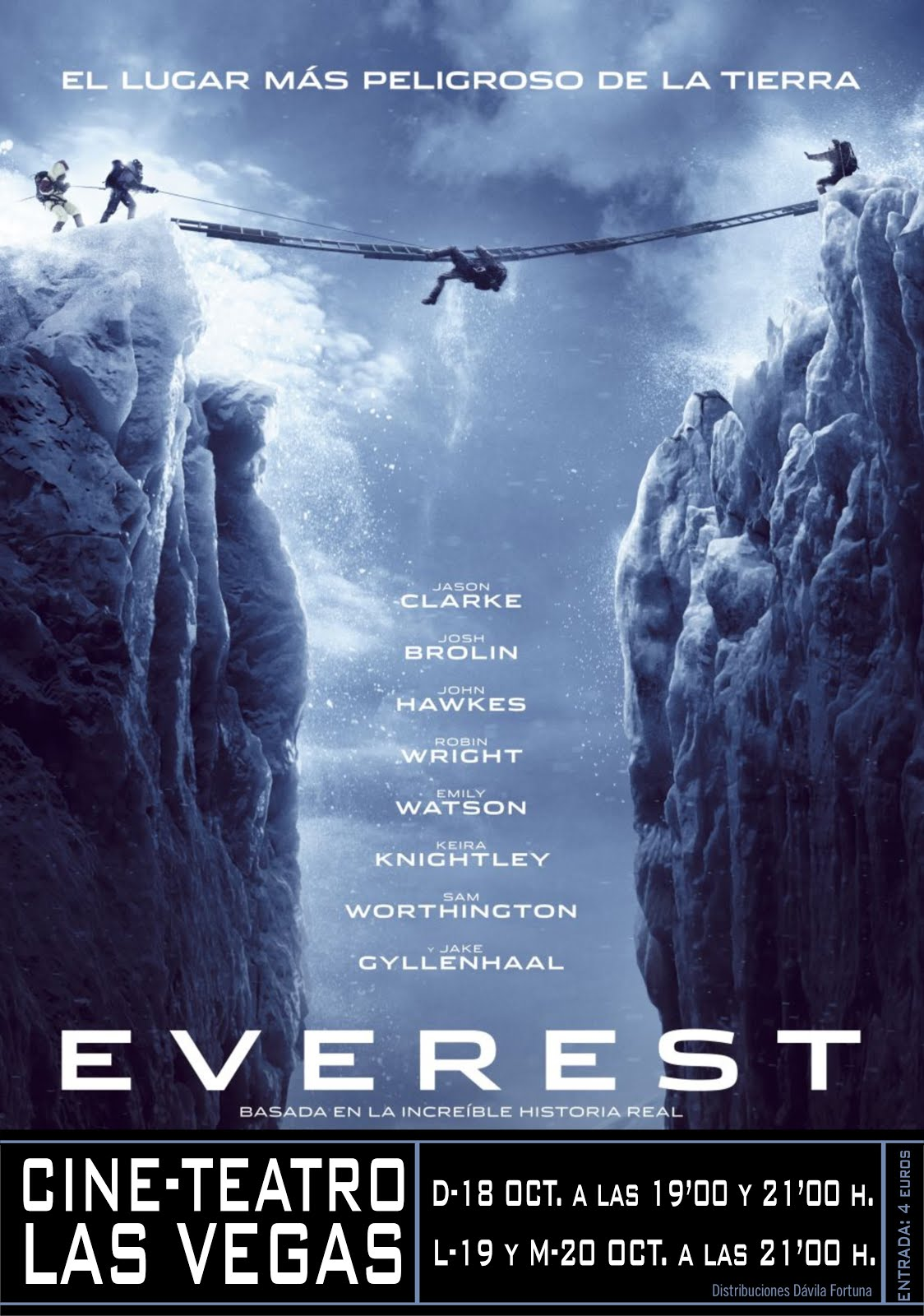 Cine: EVEREST