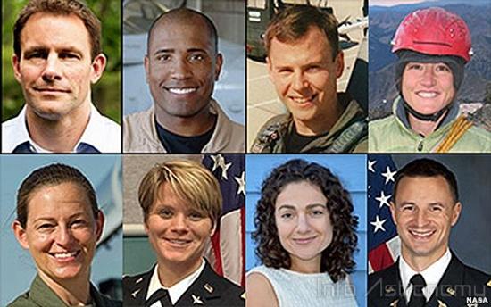 NASA Memilih Kandidat Astronot Baru
