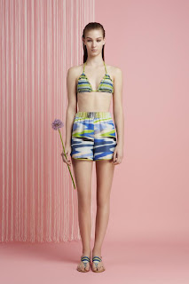 Missoni brings Skimpy Trendy Bikinis Sexy Slim Young Body Models Bikini