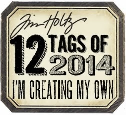 Tags med Tim Holtz