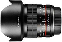 Samyang Ultra Wide Lens – 10mm f/2.8 elease APS-C