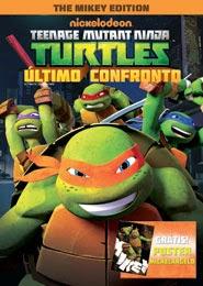 As Tartarugas Ninja: Último Confronto – Dublado (2014)