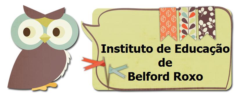 Instituto de Educação de Belford Roxo    IEBR