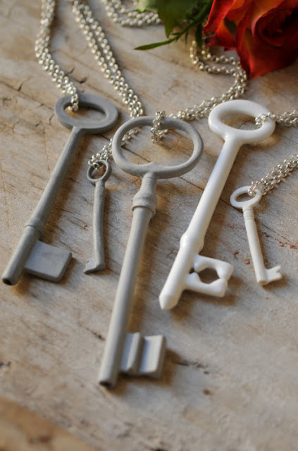 Porcelain Keys