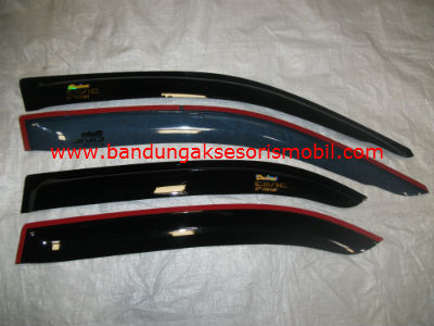 Talang Air Civic Century Original Black Depan Belakang