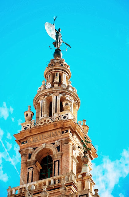 Remate Giralda y Giraldillo ( Sevilla )